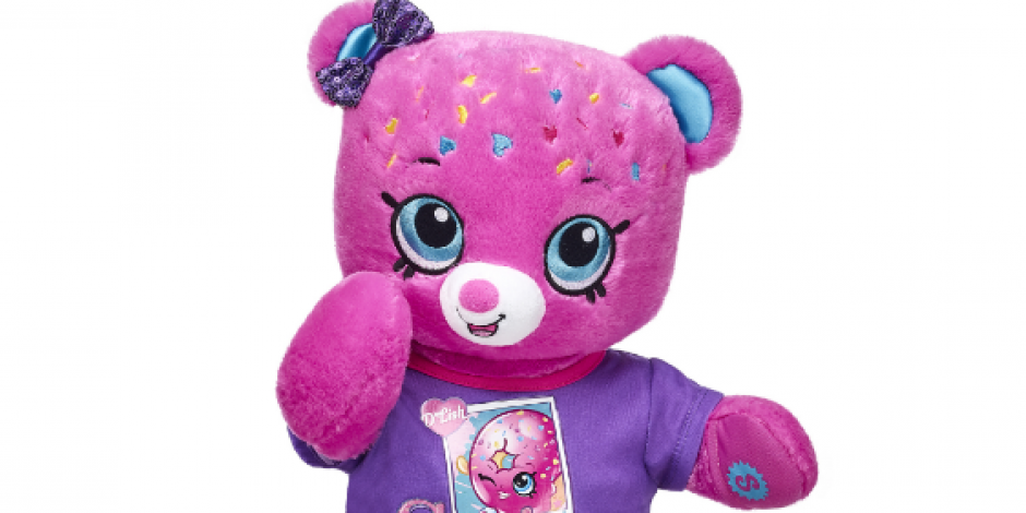 Build-A-Bear releases a new Shopkins collection