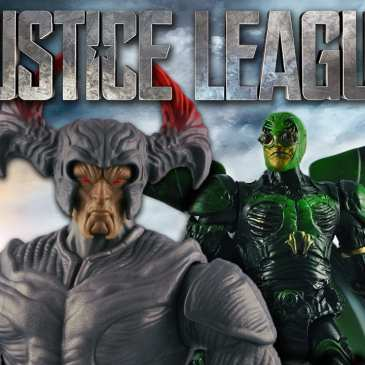 New Justice League toys show us how Steppenwolf will look like and you can't buy it