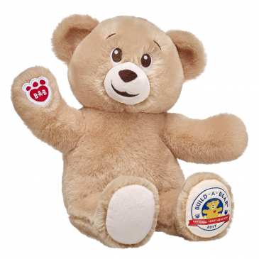 Build-A-Bear will have a special celebration of the National Teddy Bear Day