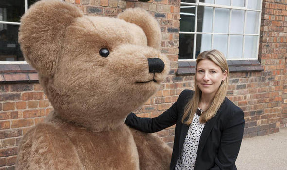 Merrythought has big plans for its teddy bear future