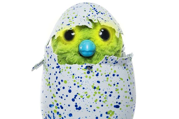 The Hatchimals and Feisty Pets land on Forbes' Hottest Toys on Ebay list
