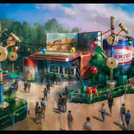 Walt Disney World's Hollywood Studios park will get its own Toy Story Land