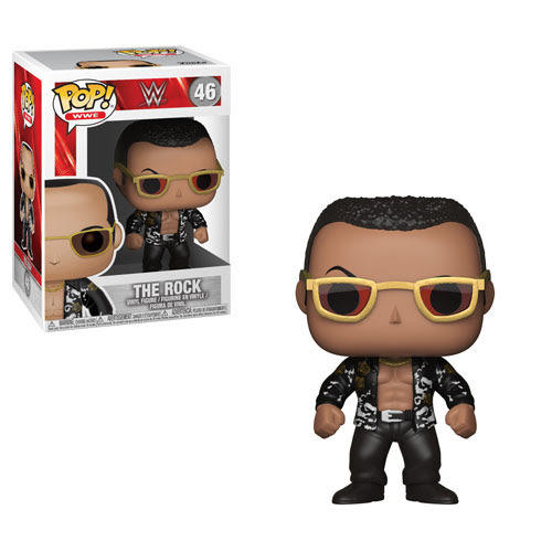 Funko adds The Rock and Braun Strowman to the POP vinyl figures line