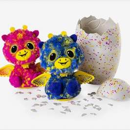 The new Hatchimals are here and are doubling up