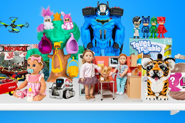 The toy market is up for a challenging 2018 and companies have to think fast