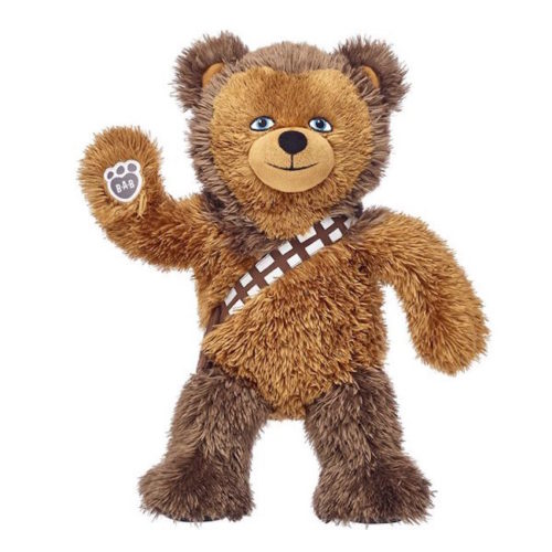 Build-A-Bear adds several Star Wars Last Jedi teddy bears and a porg