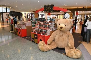 """As Canada's most iconic and leading department store, they are the perfect partner to help us create cherished memories for generations of children."""
