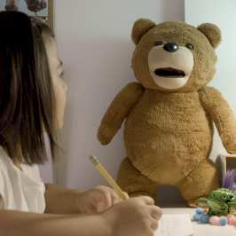 Lexa Bear wants to be your new talking and interactive teddy bear companion