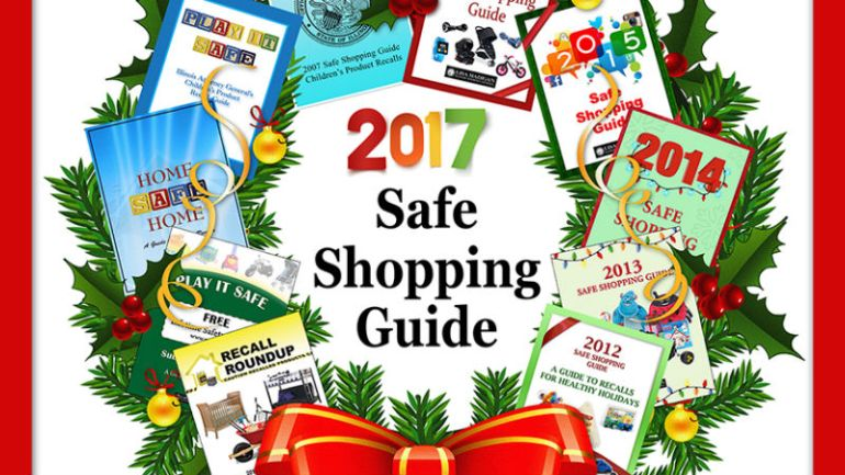 Illinois' Attorney General released her annual Safe Shopping Guide and dangerous toys list