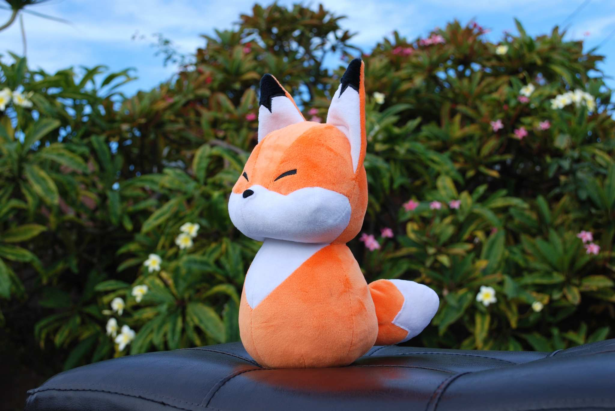 natural pop is a new stuffed animal company making cute plushies and