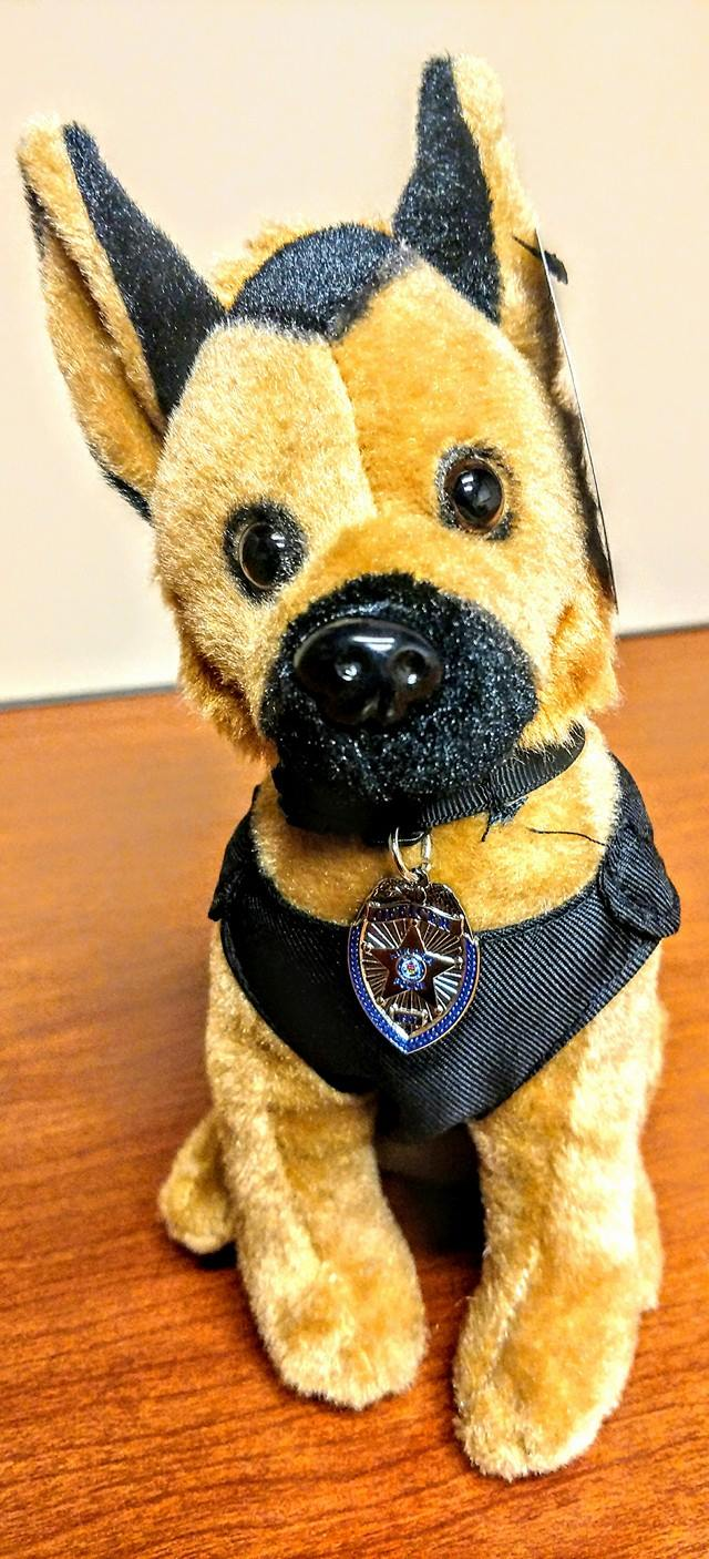 The Aurora Police K9 Unit Is Raising Fund By Selling Cute Plush