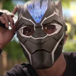 Marvel reveals the first toys for the Black Panther movie