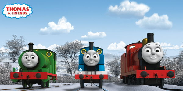 Mattel will make the new Thomas & Friends toys