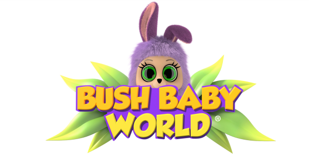 Golden Bear's Bush Baby World toy line is coming to the US