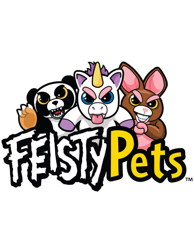 Jazwares gets the global toy license for Feisty Pets