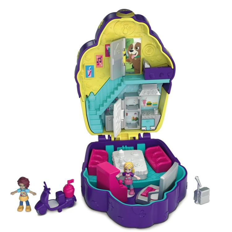 Mattel is bringing pack the Polly Pocket toys