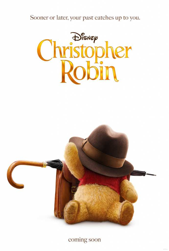 Disney teases new Winnie-the-Pooh look in the Christopher Robin movie