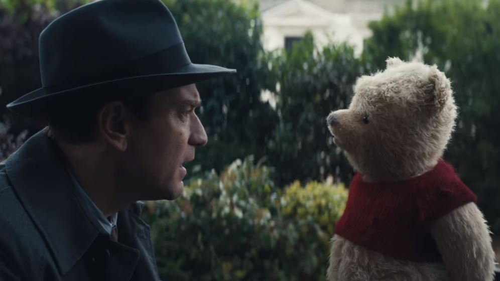 "Disney releases an extended trailer for ""Christopher Robin"""