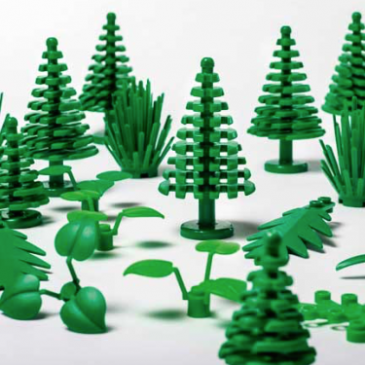 LEGO will start making eco-friendly toy bricks