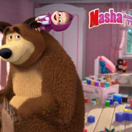 The Entertainer prepares a big Masha and the Bear spring campaign