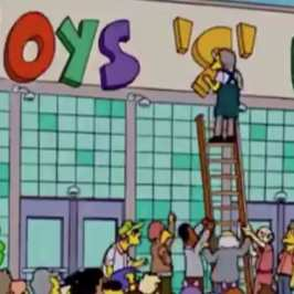 "Did ""The Simpsons"" predict the Toys R Us downfall? Some people seem to think so"