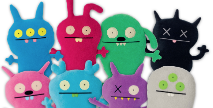 Hasbro is the new master toy partner for UglyDolls