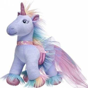 Build-A-Bear introduces a plush unicorn