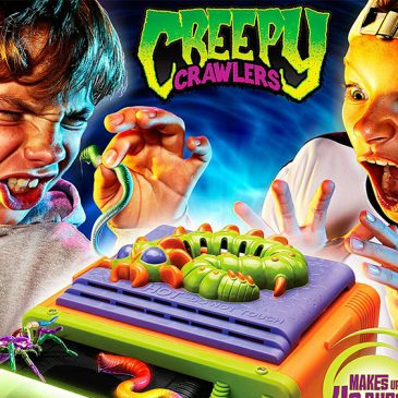 Paramount Players will turn Creepy Crawlers toys into a feature film