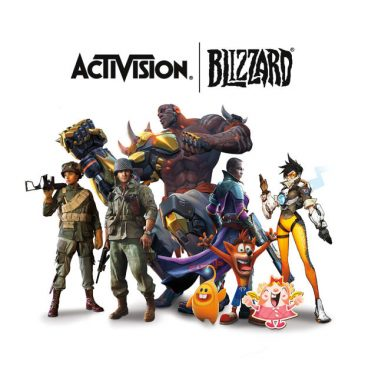 Activision Blizzard, LEGO and Hasbro will make a toy line for Overwatch