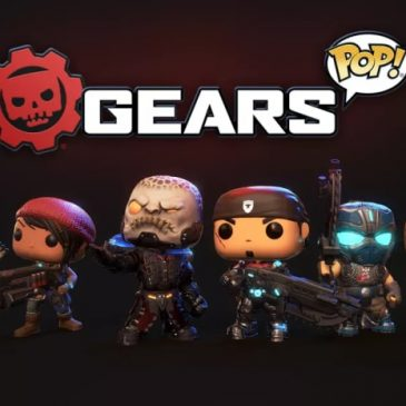 Funko comes into gaming with a new game of Gears of War POP vinyl figures