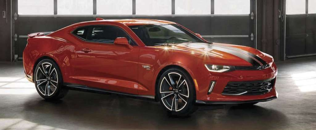Chevrolet makes a special real Camaro for the Hot Wheels' 50th Anniversary