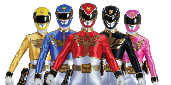 Hasbro confirms it's planning a new movie for the Power Rangers