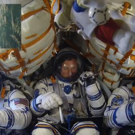 Why astronauts always bring stuffed animals with them on space missions