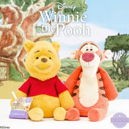 Disney introduces scented plush toys for Winnie the Pooh and his friends