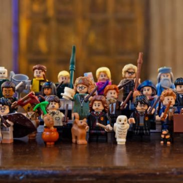 LEGO's new Minifigure collection will feature 22 characters from Harry Potter