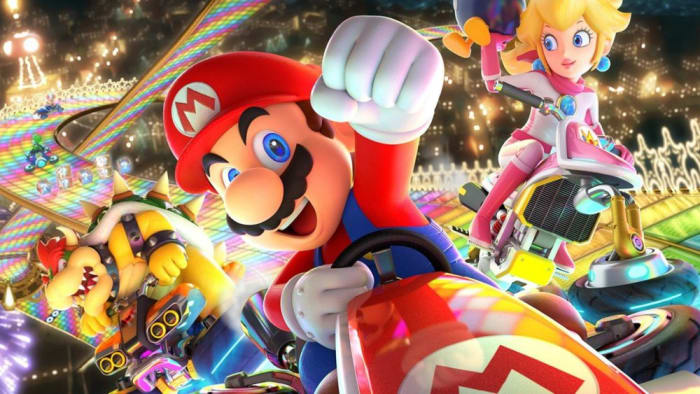 Mattel announces Mario Kart Hot Wheels toys