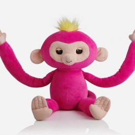 The Fingerlings add stuffed animals to their line-up