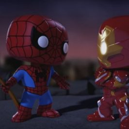 Funko nets a big sales increase mostly thanks to the POP vinyl action figures