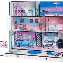 LOL Surprise releases its first Dollhouse and its... LOL