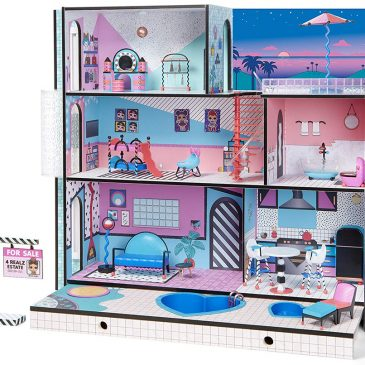 LOL Surprise releases its first Dollhouse and its… LOL