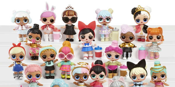 UK sales of collectable toys jump 156% over the past three years