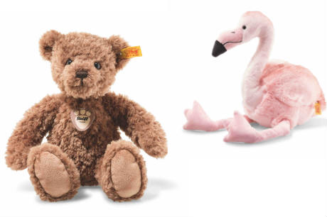 Steiff celebrates it 140th Anniversary of making stuffed animals