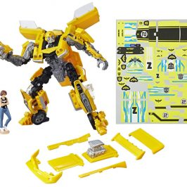Hasbro releases a new Transformers car figures which were meant to be Toys R Us exclusives