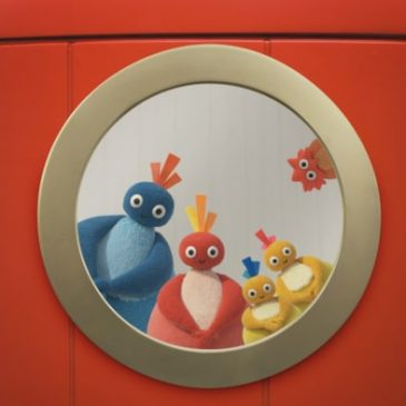 Golden Bear will continue to be the master toy partner for Twirlywoos