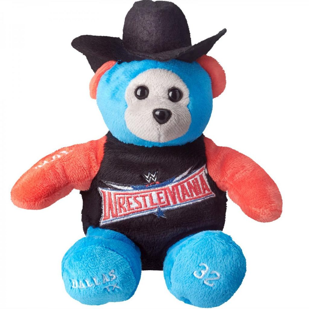 WWE celebrates National Teddy Bear Day with a special selection of plushies