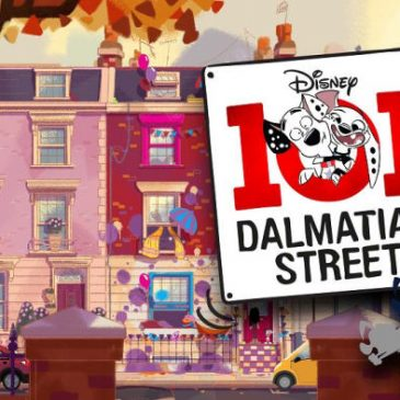 Mattel will make the toys for Disney's 101 Dalmatian Street