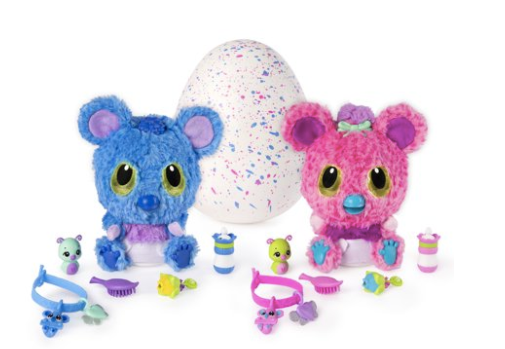Hatchimals introduces two new toy lines to its family