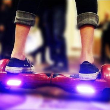 Why Are Hoverboards So Popular With Kids?