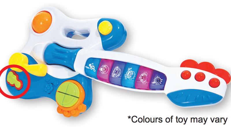 Target recalls a popular toy in Australia