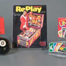 Magic 8 Ball, Uno and the Pinball machine are joining the Toy Hall of Fame